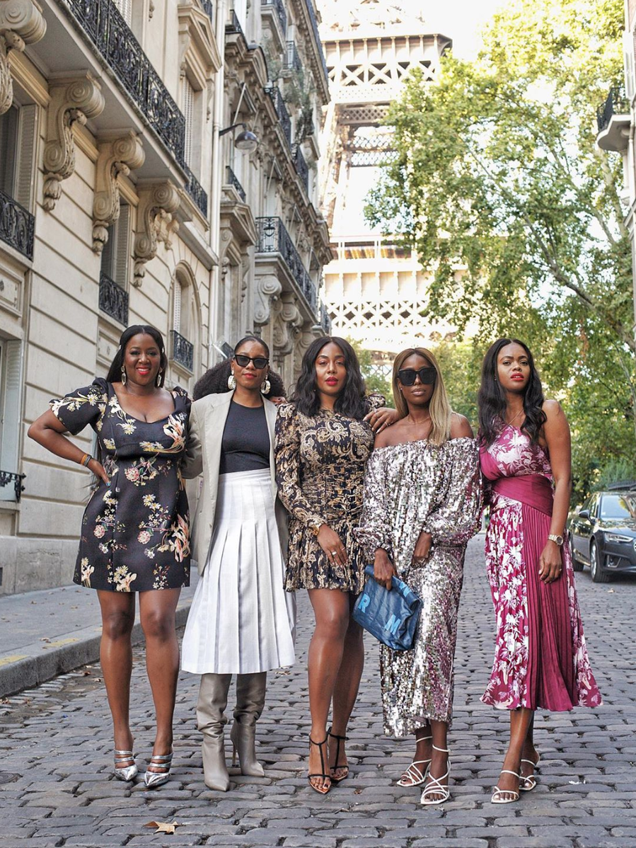 These Fly Black Creatives Are Shining Bright In The City Of Lights