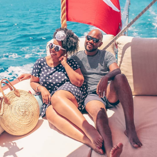 Black Travel Vibes: This Couple's Bodrum Baecation Has Us Dreaming Of Turkey