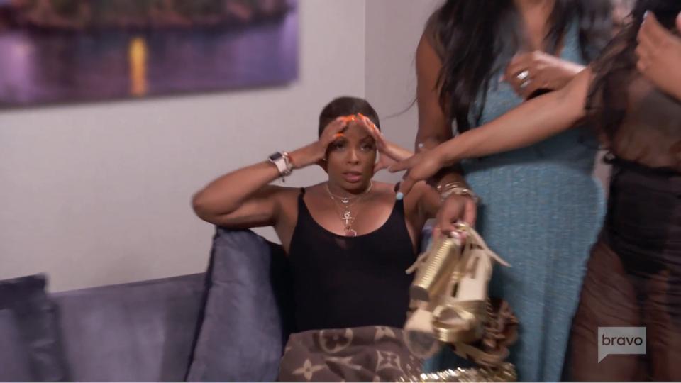 The Trailer For 'RHOA' Teases Chaos In Season Twelve