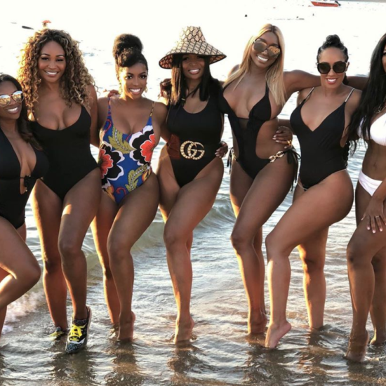 The Real Housewives Of Atlanta Bring The Heat To Greece