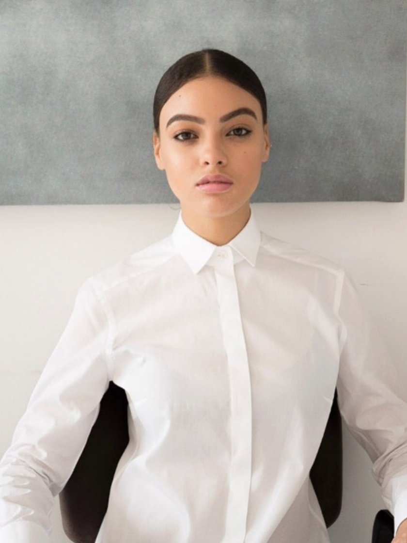 Shop Black: This Designer Is On A Mission To Perfect The Classic White Shirt