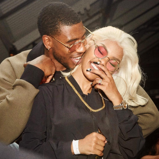 Teyana Taylor and Iman Shumpert's Love Story In Photos