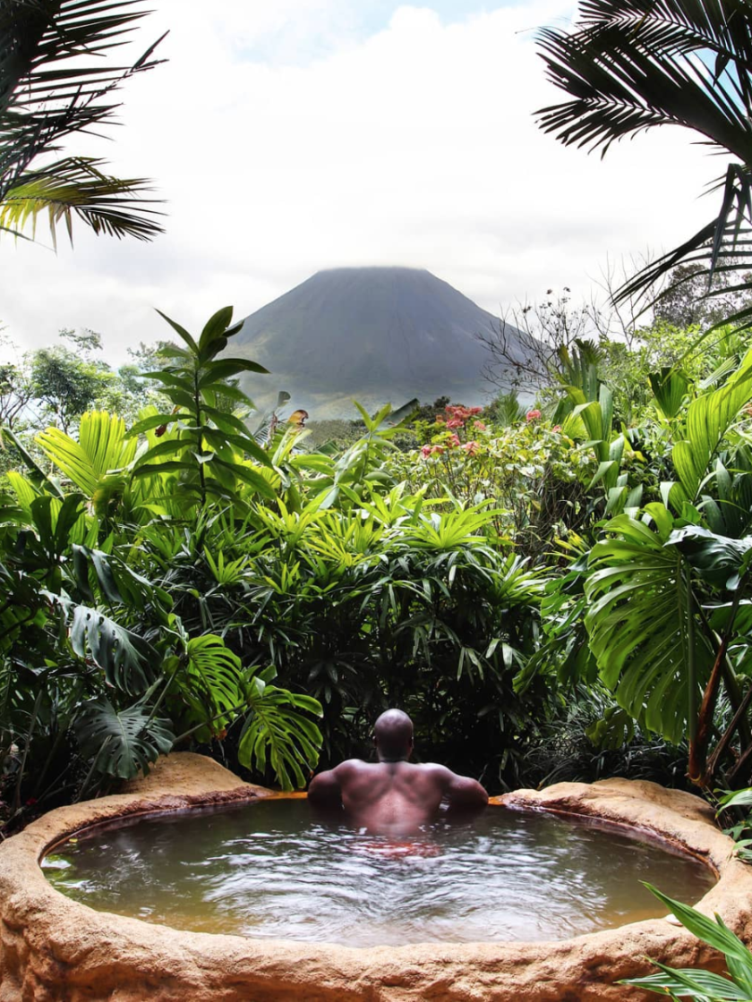 Costa Rica Vacations >> Black Travel Vibes Get In Touch With Nature In Costa Rica