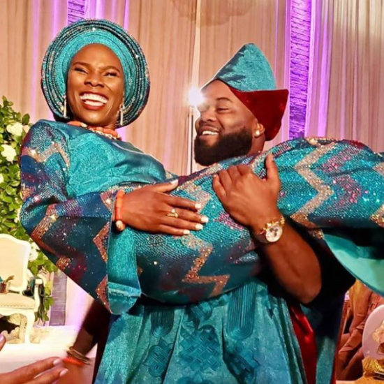 Luvvie Ajayi Is Officially A Married Woman
