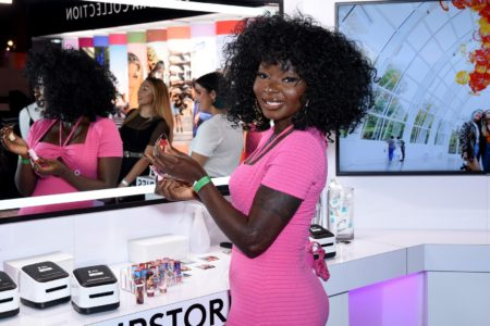 Shalom Blac Shares Beauty Hack For Hairless Beauties