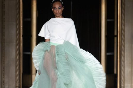 NYFW: Christian Siriano Spring/Summer 2020 Was Filled With Pops Of Color
