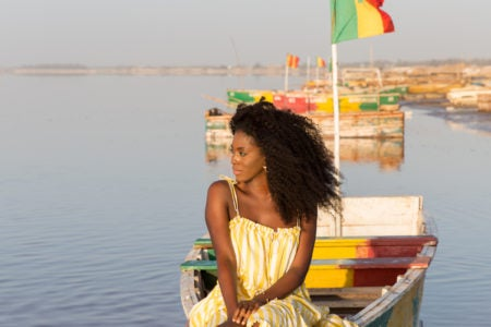 14 Times Black Travelers Fell In Love With The Eclectic Vibes Of Senegal