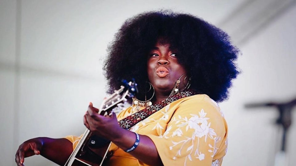 Yola Brings Black Beauty To Country Music