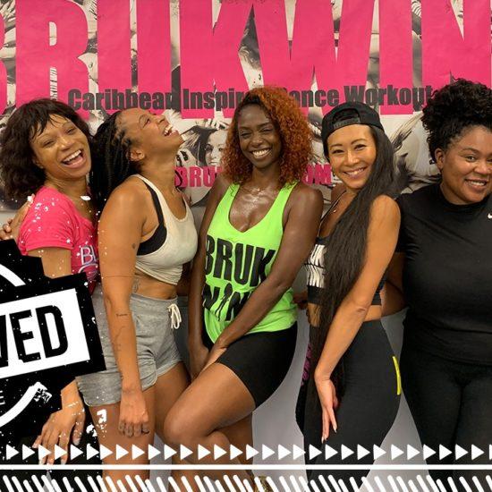 Black Girl Approved: Brukwine Is The Ultimate Dance Fitness Craze Black Women Love
