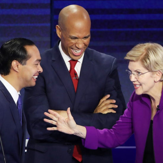 Democratic Debate: Castro's Fight For Top Spot Leads To Most Controversial Moment Of The Night