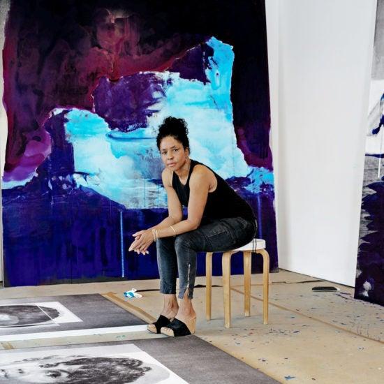 Multimedia Artist Lorna Simpson Takes Us Inside Her New Exhibition 'Darkening'