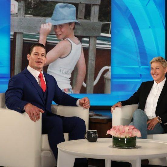John Cena Dances It Up To Sho Madjozi's 'John Cena' Track On The Ellen DeGeneres Show