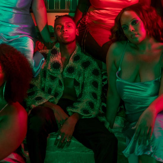 Premiere: Masego Celebrates Curvy Women With Thumping Neon 'Big Girls' Video