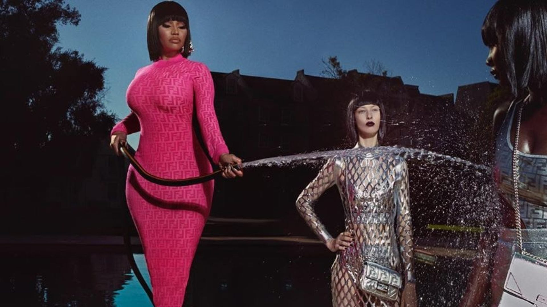 Thanks To Nick Minaj Her Fendi Collection Has An Offical Song