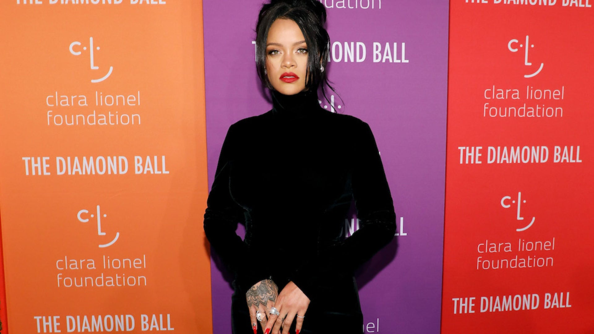 Rihanna's Clara Lionel Foundation Donates $5 Million To Global COVID-19 Response