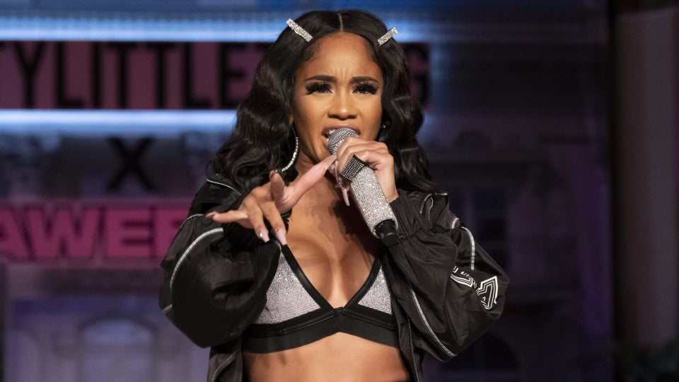 NYFW: Saweetie Hosts Celeb-Filled Fashion Show With PrettyLittleThing