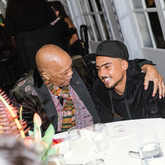 Quincy Jones, Angela Simmons, Niecy Nash, And More Celebs Out and About