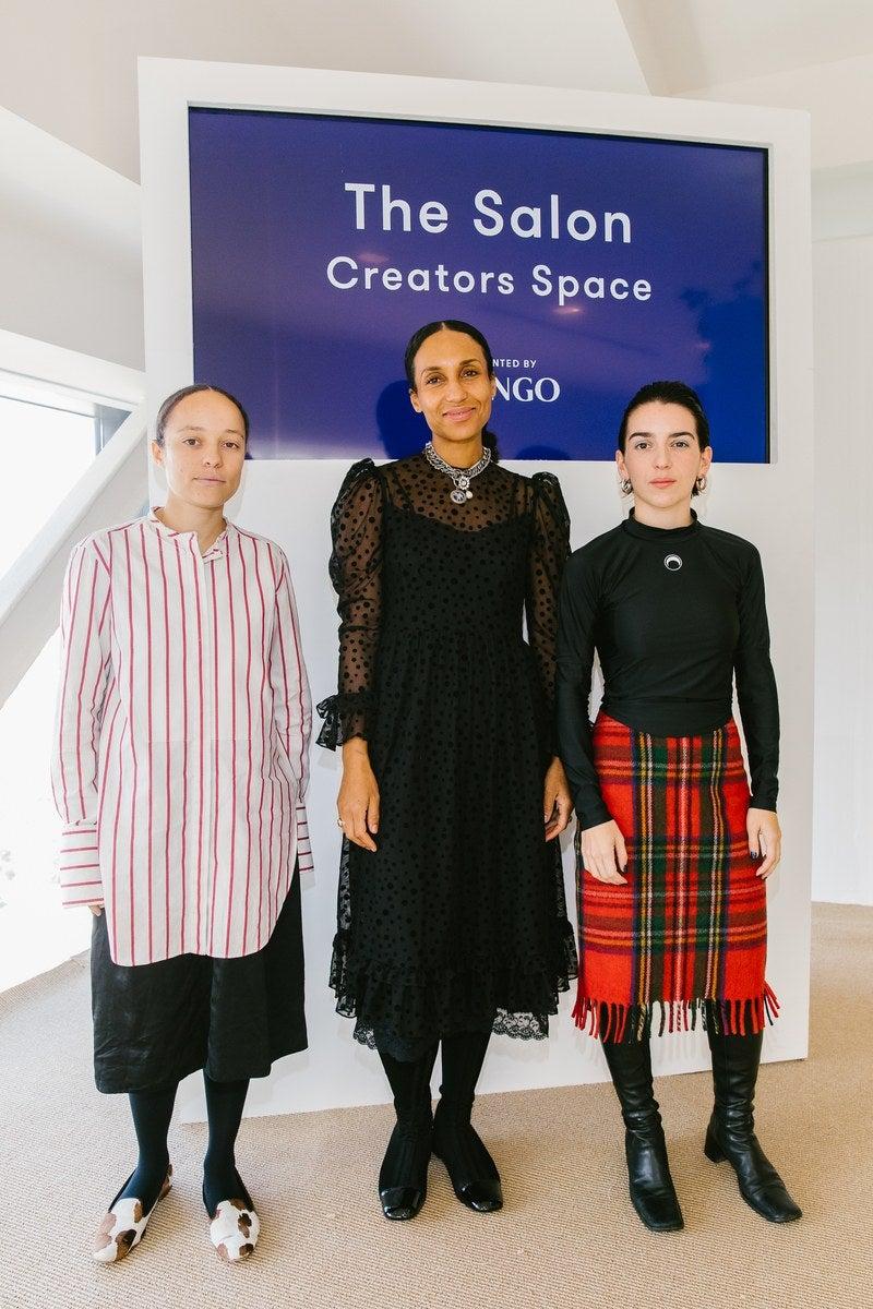 Designer Grace Wales Bonner On Finding Balance As A Young Designer of Color