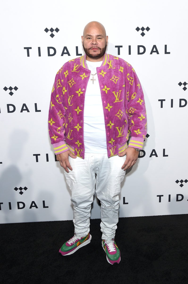 NEW YORK, NEW YORK - OCTOBER 21: Fat Joe attends the TIDAL's 5th Annual TIDAL X Benefit Concert TIDAL X Rock The Vote At Barclays Center at Barclays Center of Brooklyn on October 21, 2019 in New York City. (Photo by Jamie McCarthy/Getty Images for TIDAL)