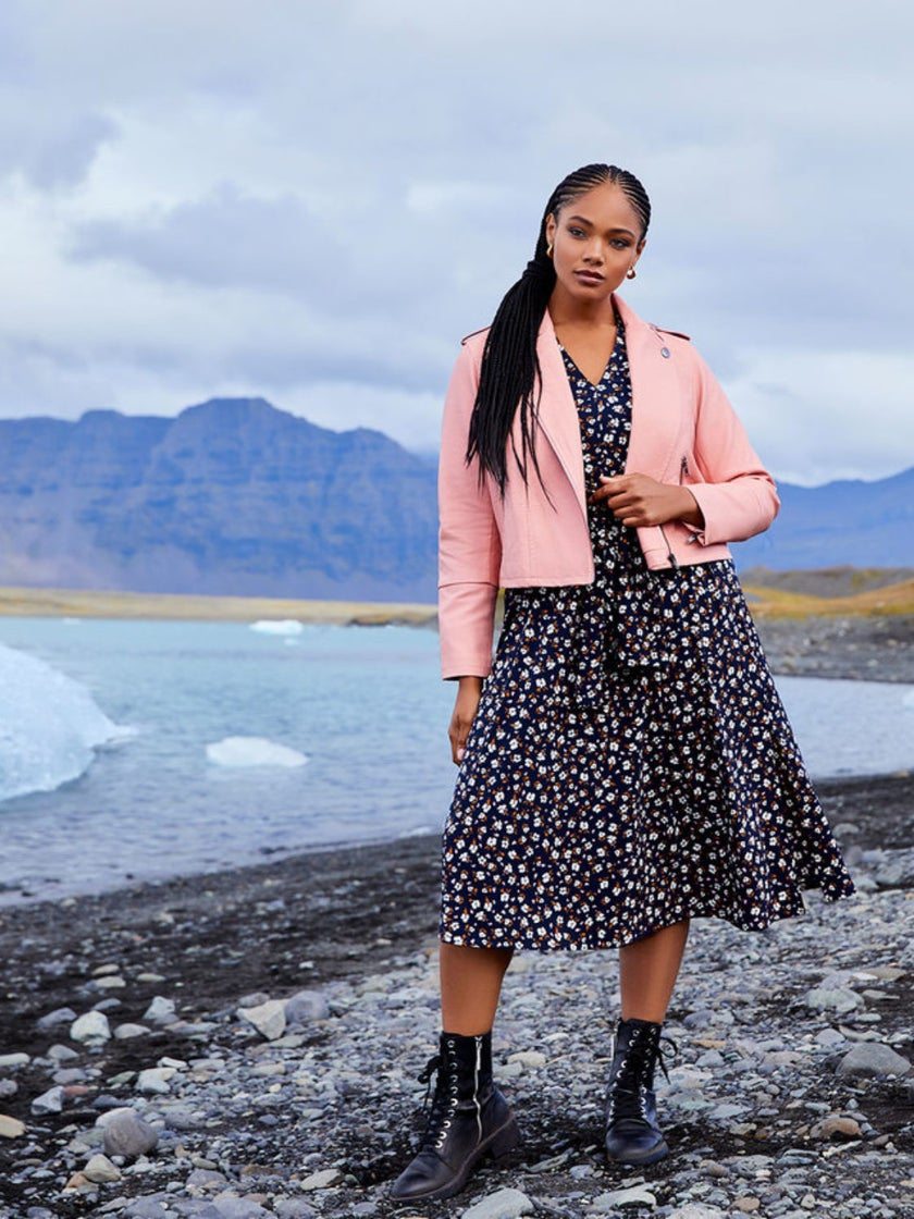 Oh Hey, Curvy Girl! These Are The Cold-Weather Jackets To Stock Up On