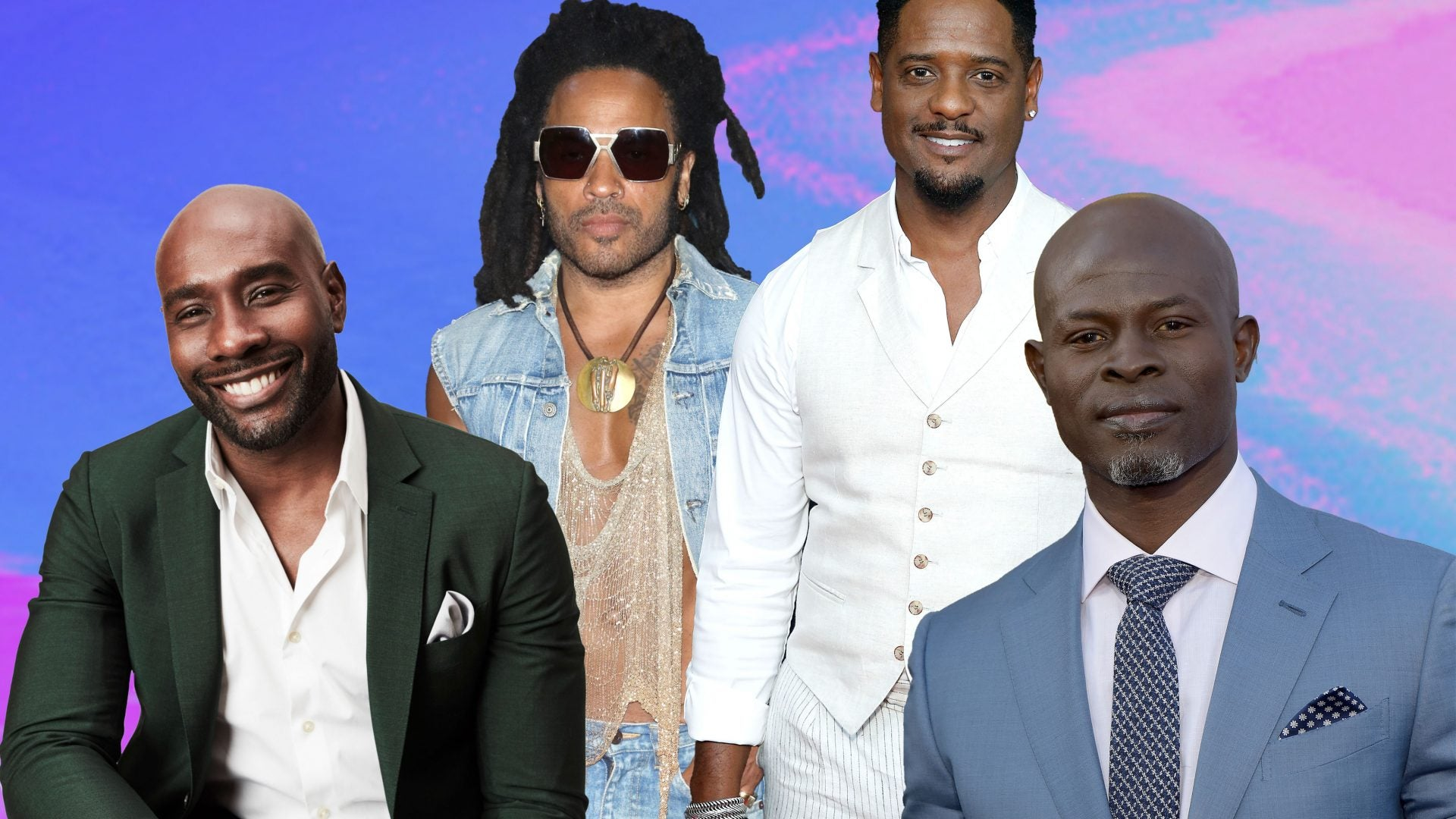 These Black Celebrity Men Are Over 50 And So Fine
