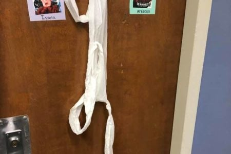Michigan State University Plays Down Toilet Paper Noose Found On Black Student's Dorm Room Door