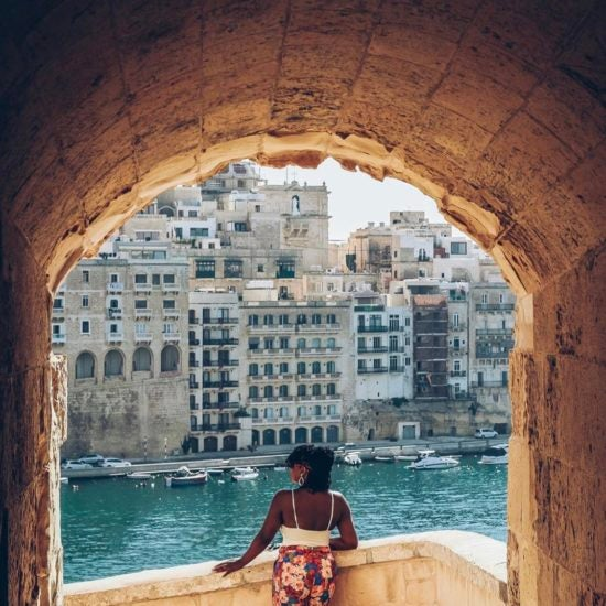 Black Travel Vibes: Indulge In The Mediterranean Vibes Of Malta