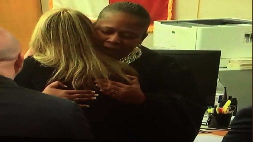 Judge Tammy Kemp Defends Decision To Hug Amber Guyger