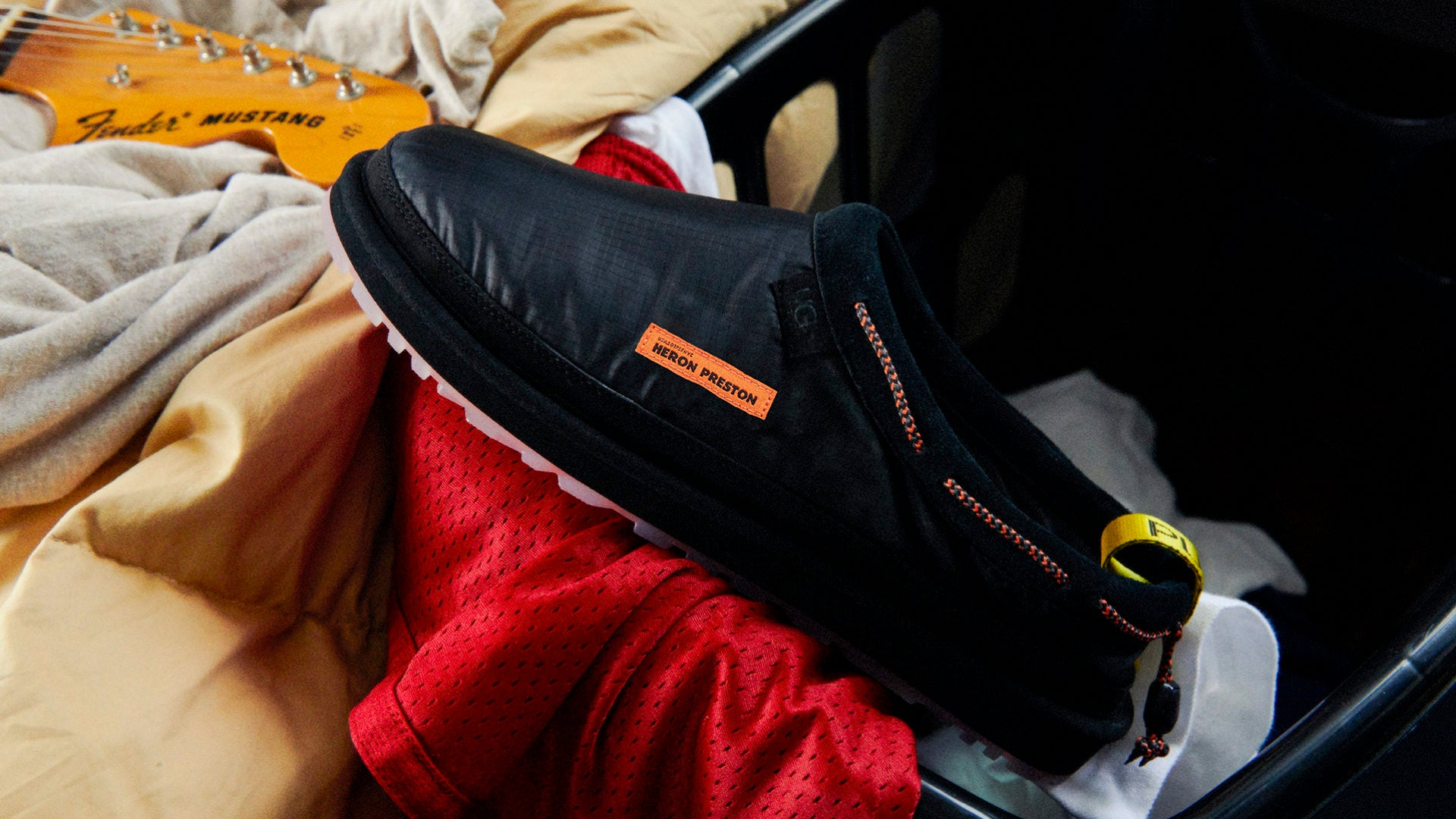 Heron Preston Releases His Anticipated Second Collection With UGG