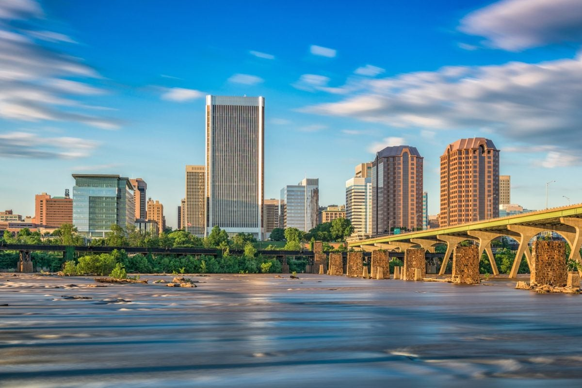 City of Richmond, Virginia (trending)
