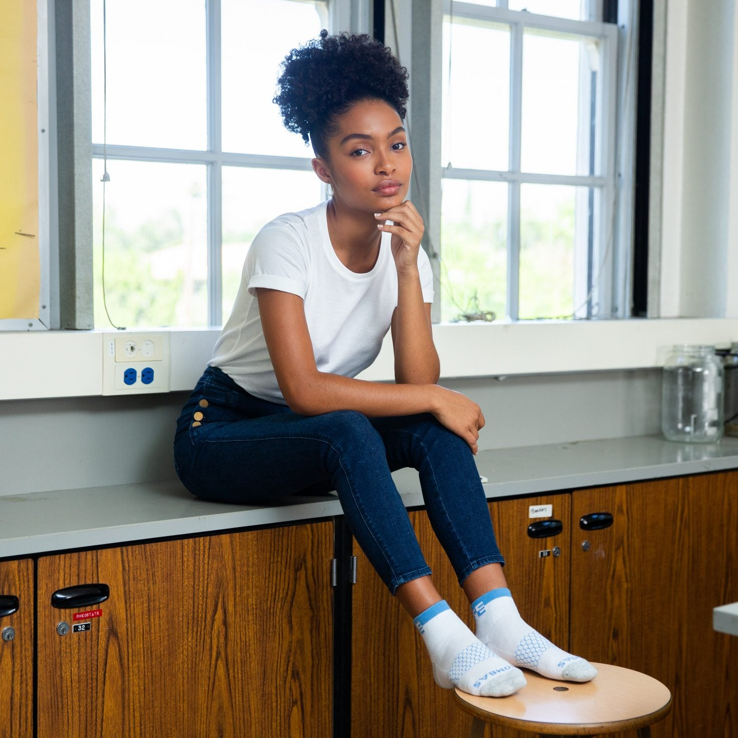Yara Shahidi Has A New Collaboration With Bombas