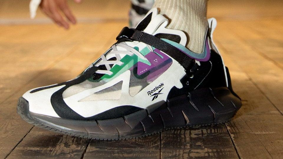 Reebok's Zig Kinetic Sneaker Has A Launch Date