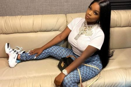 City Girls Rapper JT Drops New Music After Being Released From Jail