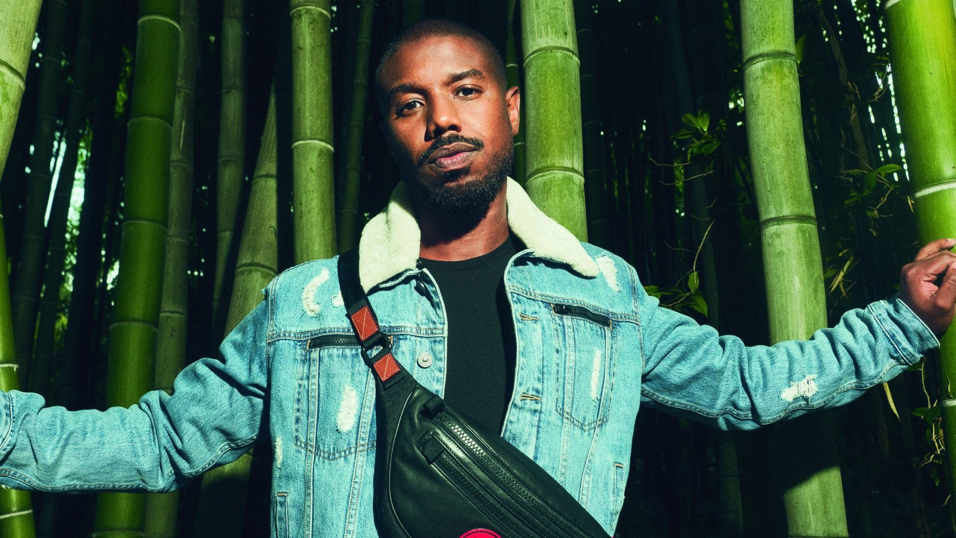 Michael B. Jordan Launches Anime-Inspired Coach Collection