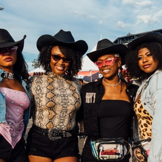 The Best Street Style At Rolling Loud New York