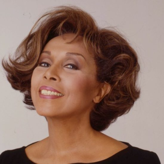 A Look At Diahann Carroll's Beauty Moments Through The Years