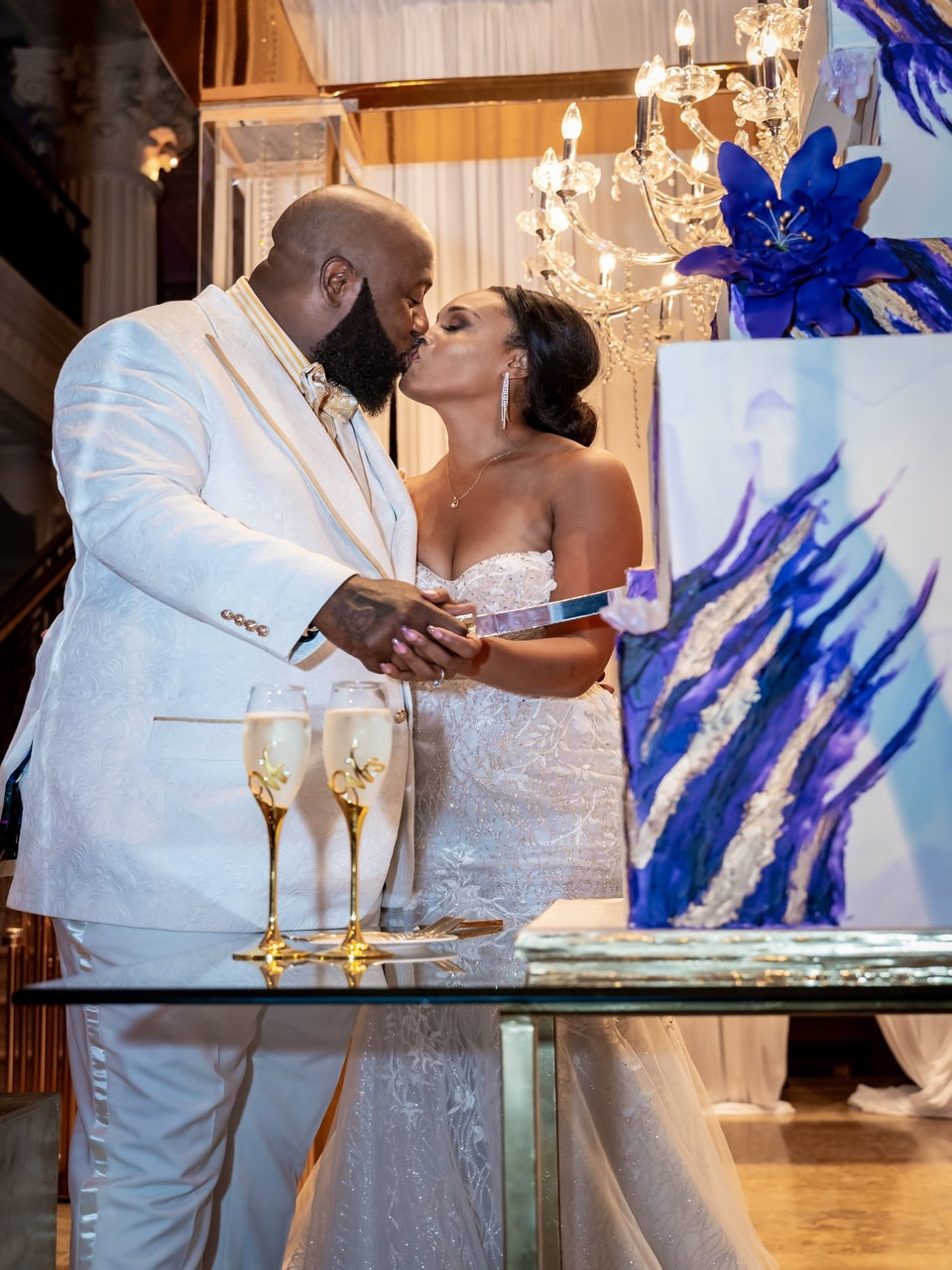 Bridal Bliss: Amie and Craig Went All Out For Their Modern Houston Wedding