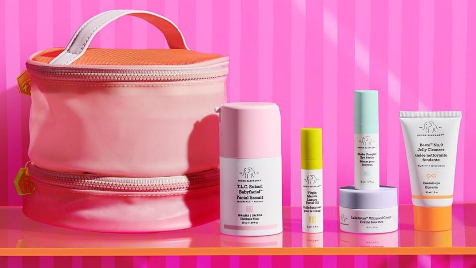 Shiseido Acquires Skincare Brand Drunk Elephant