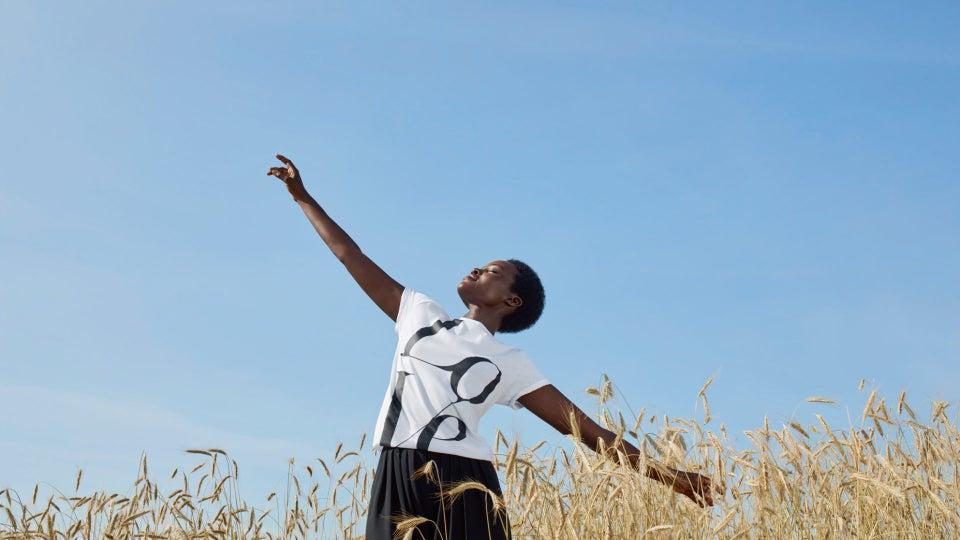 Lupita Nyong'o Joins Michael Kors' Watch Hunger Stop Campaign
