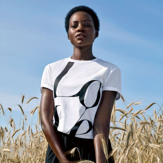 Lupita Nyong'o Joins Michael Kors' Watch Hunger Stop Campaign