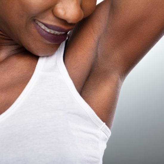 Dr. Michelle Henry Talks How To Treat Underarm Hyperpigmentation, Milia And More