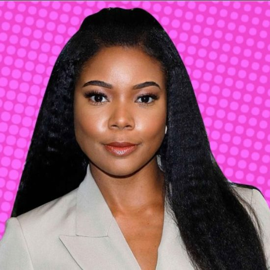 Gabrielle Union Set Instagram Ablaze With Her Natural Curls