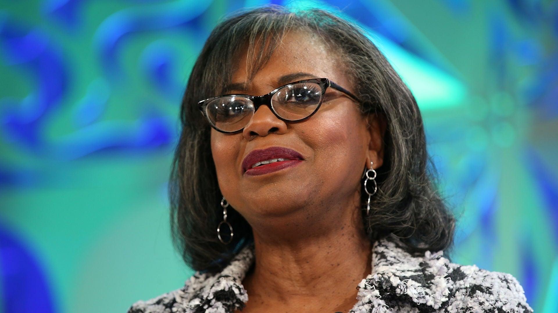 Anita Hill Says She Is 'Ready To Hold Joe Biden Accountable'