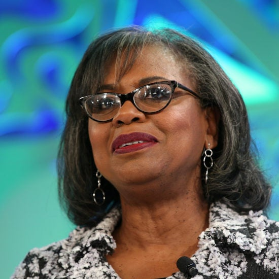Anita Hill Says She Is 'Ready To Hold Joe Biden Accountable'