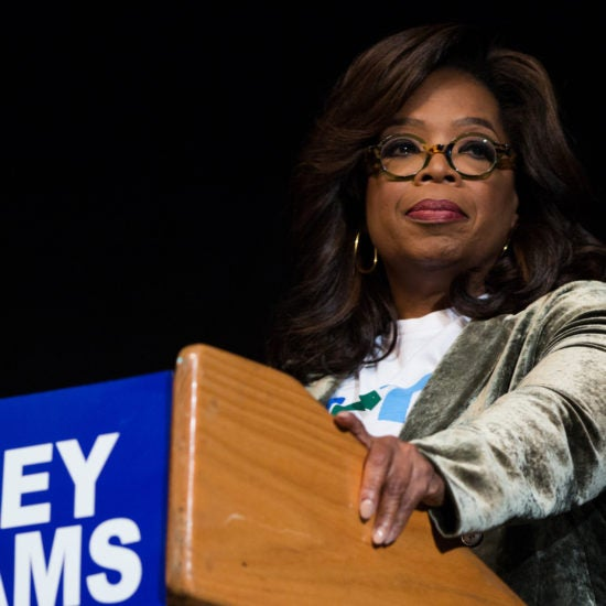 Oprah Winfrey Thought She'd Die At 56