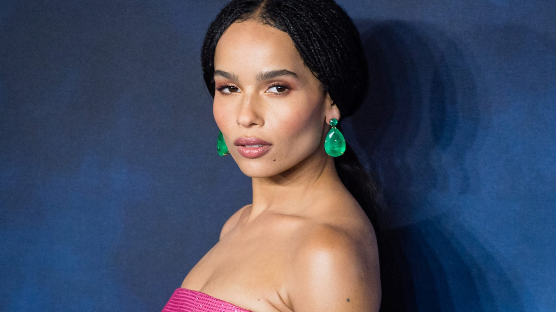 Zoe Kravitz Is The New Catwoman In 'The Batman'