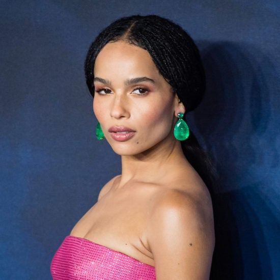 Zoe Kravitz Is The New Catwoman