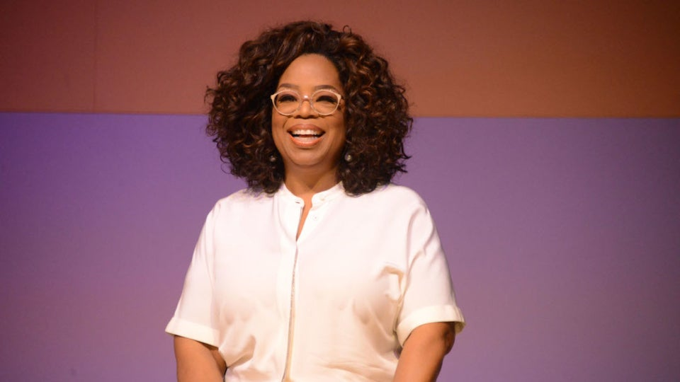Oprah Roasted This Student's Cracked Phone, Then Sent Him A New One