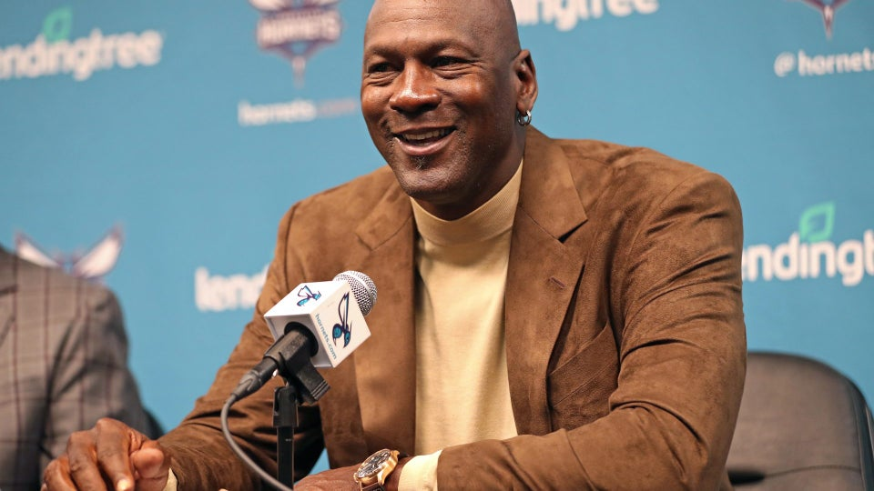 Michael Jordan Opens New Clinic For Patients With Little Or No Health Insurance