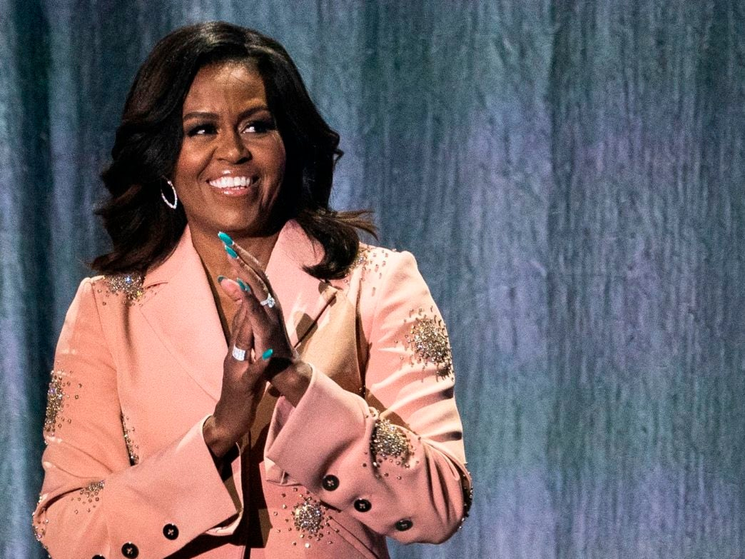 Michelle Obama Surprises Southeast D.C. Public School In Major Way